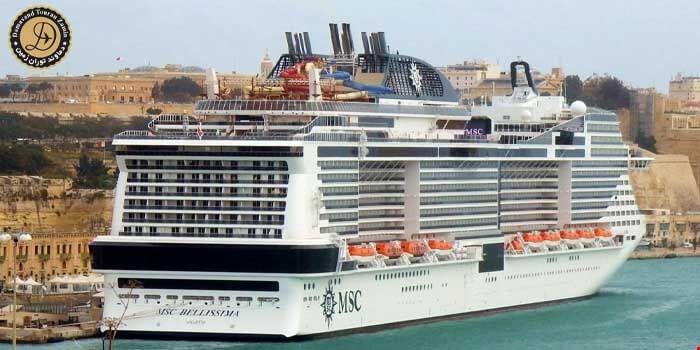 کشتی کروز MSC