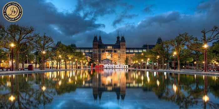 راهنمای کامل کشور هلند