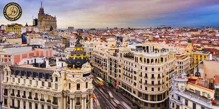 راهنمای کلی کشور اسپانیا